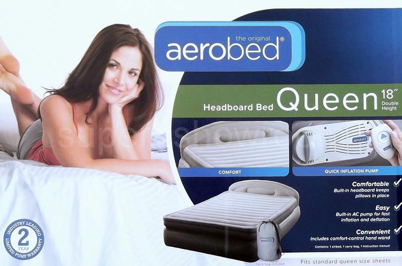 aerobed queen headboard  boniboni, Headboard designs