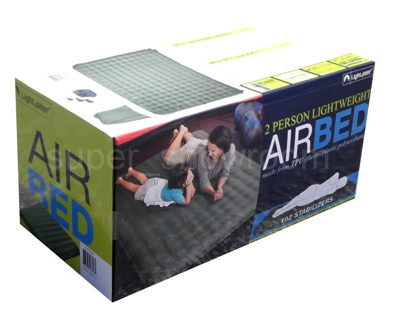 New 2 person light weight tpu queen size air bed mattress for Best mattress for lightweight person