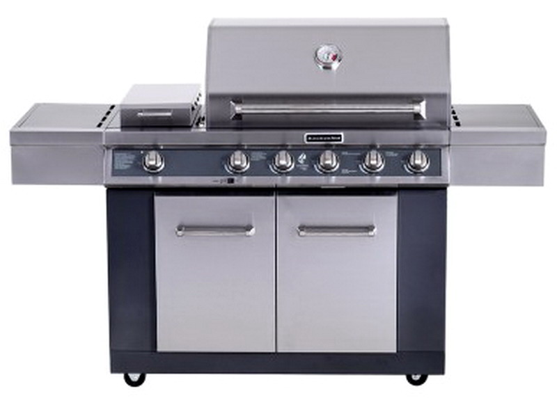 New quot outdoor gas grill kitchenaid stainless steel