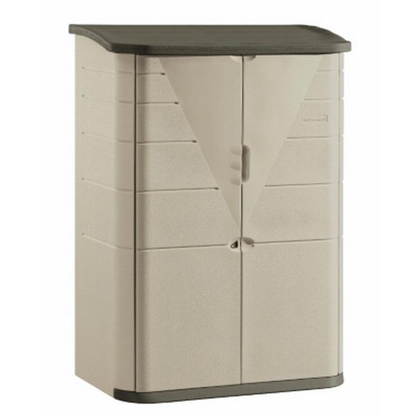 Large outdoor storage cabinet furniture