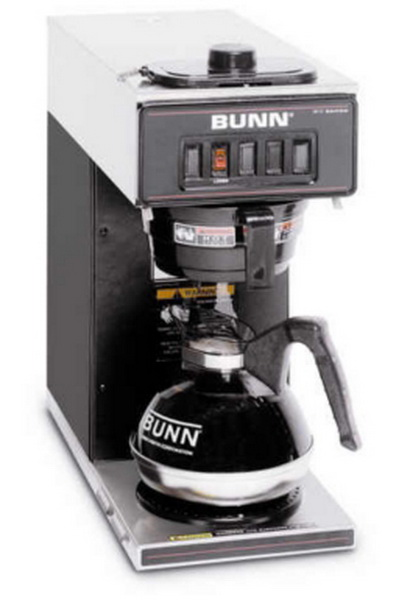 NEW Bunn Pourover Commercial Coffee Maker Brewer Machine and 64 oz Decanter eBay