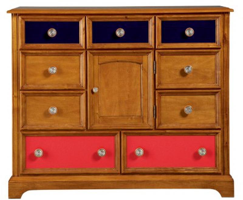 New Full Size Build A Bear Kids 6 Pc Bedroom Furniture Set Wood Bed Dresser