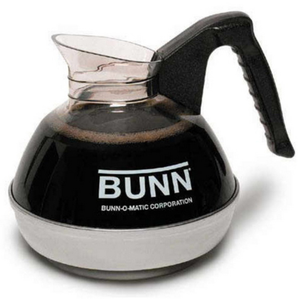 Bunn Coffee Maker Coffee Grounds Overflow : New Bunn 3 Warmer Commercial Coffee Maker Brewer 64 oz Decanters 1000 Filters eBay