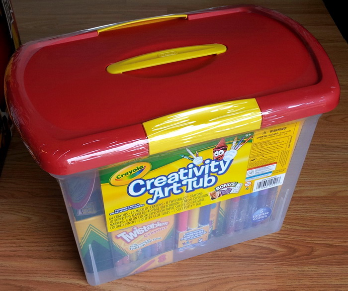 Kids Arts and Crafts Supply Kit