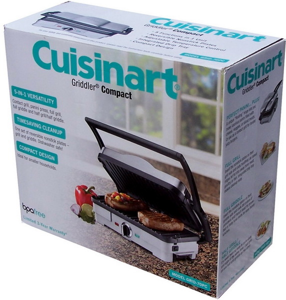 griddler gourmet by cuisinart manual