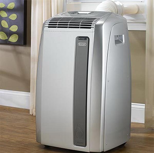 New delonghi 14 000 btu portable ac air conditioner ebay for 14 000 btu window air conditioner