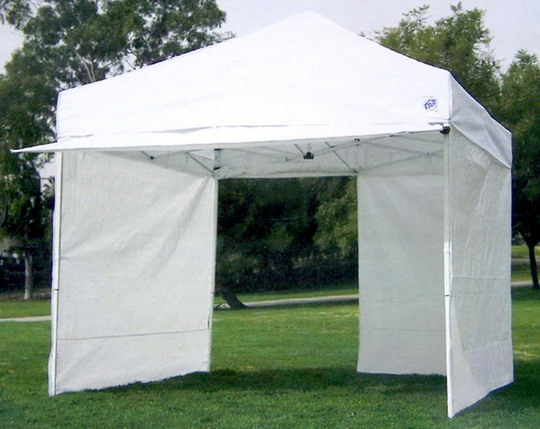 Commercial Canopies And Shelters : New ez up commercial canopy shelter fair tent ezup ebay