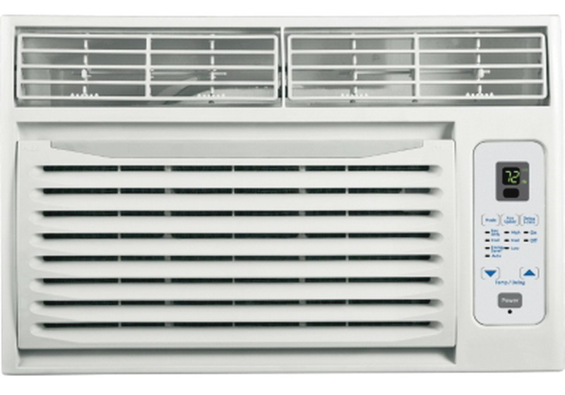 New 6 000 BTU Air Conditioner Energy Star Window Unit with Remote