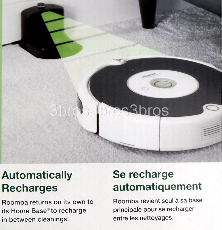New irobot roomba 585 pet series vacuum cleaner automatic - Can a roomba go from hardwood to carpet ...