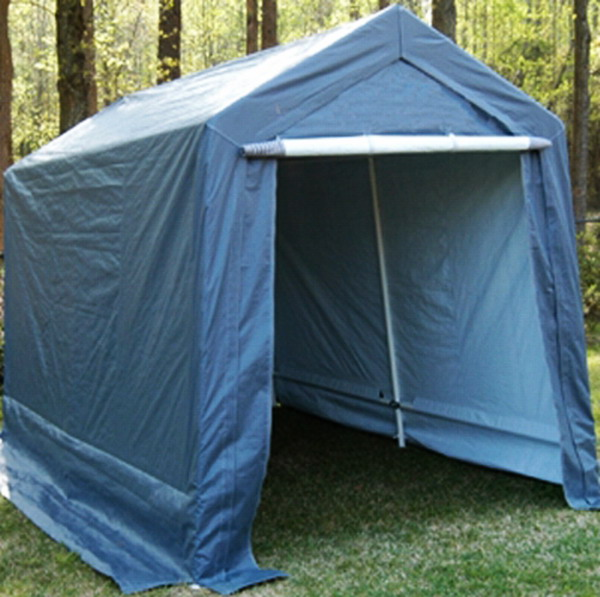 Metal Atv Shelters : New big all season storage canopy garage shelter