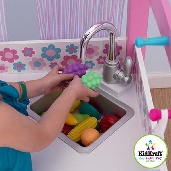 kidkraft large pastel kitchen assembly instructions