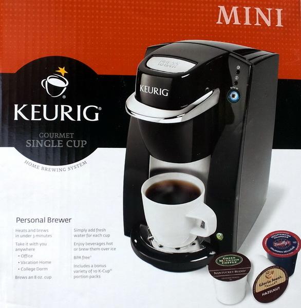 New Keurig B30 Mini Brewer Single Cup Coffee Maker eBay