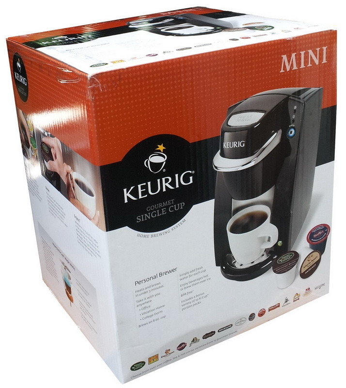 New Keurig B30 Mini Brewer Single Cup Coffee Maker eBay