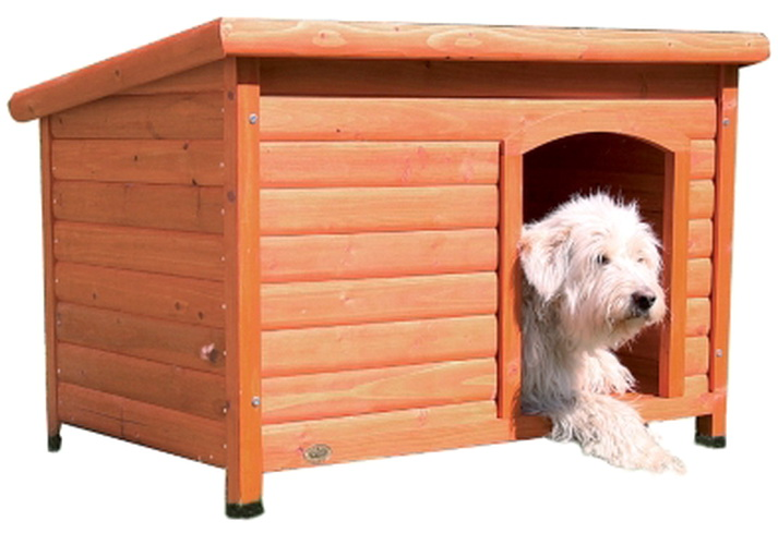 Simple Flat Roof Dog House Plans Step Build   Free Online Image        Hinged Roof Dog House Plans on simple flat roof dog house plans step build