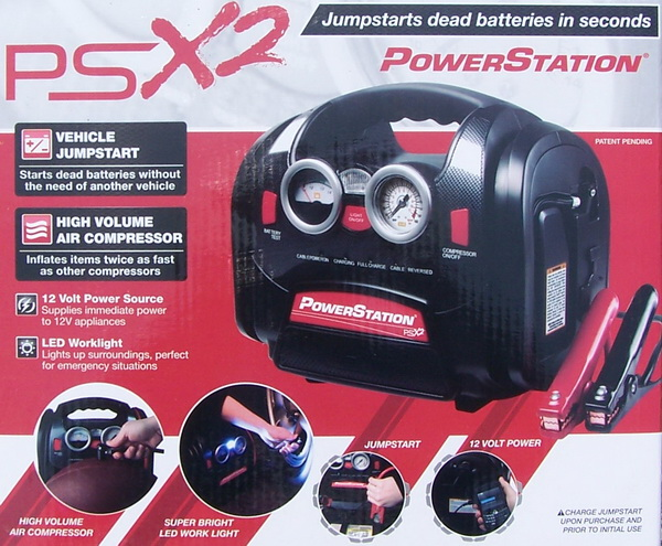 Power Station Car Battery Charger Portable Jump Starte Ebay