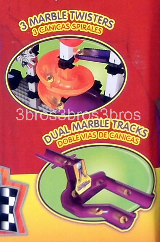New Techno Gears Marble Mania Dual Velocity Dual Tracks