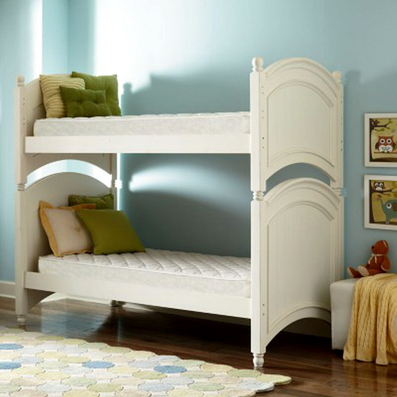 New 2 pack of serta firm mattresses twin size bunk bed Twin bed with mattress included