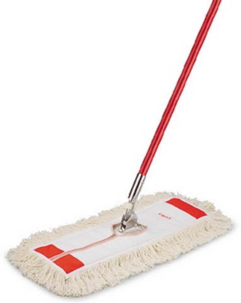 New Floor Cleaning Dust Mop Libman 61 Steel Handle 24