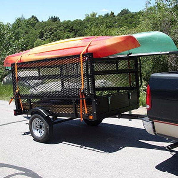 New 6 Person Camping Tent Trailer Lifetime Camper Lifetime ...