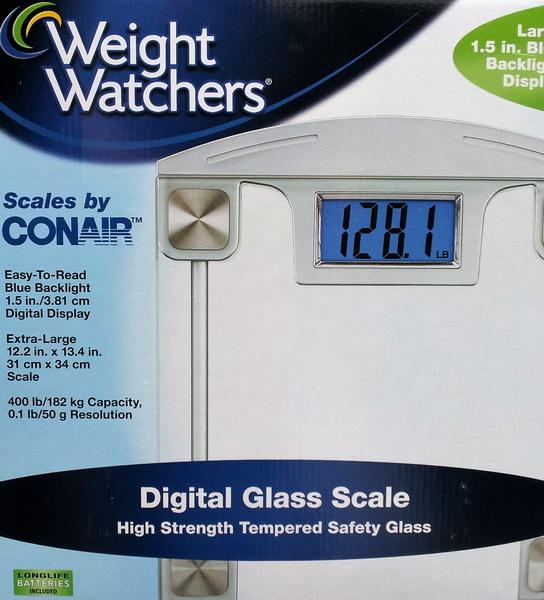weight watchers scale manual ww78